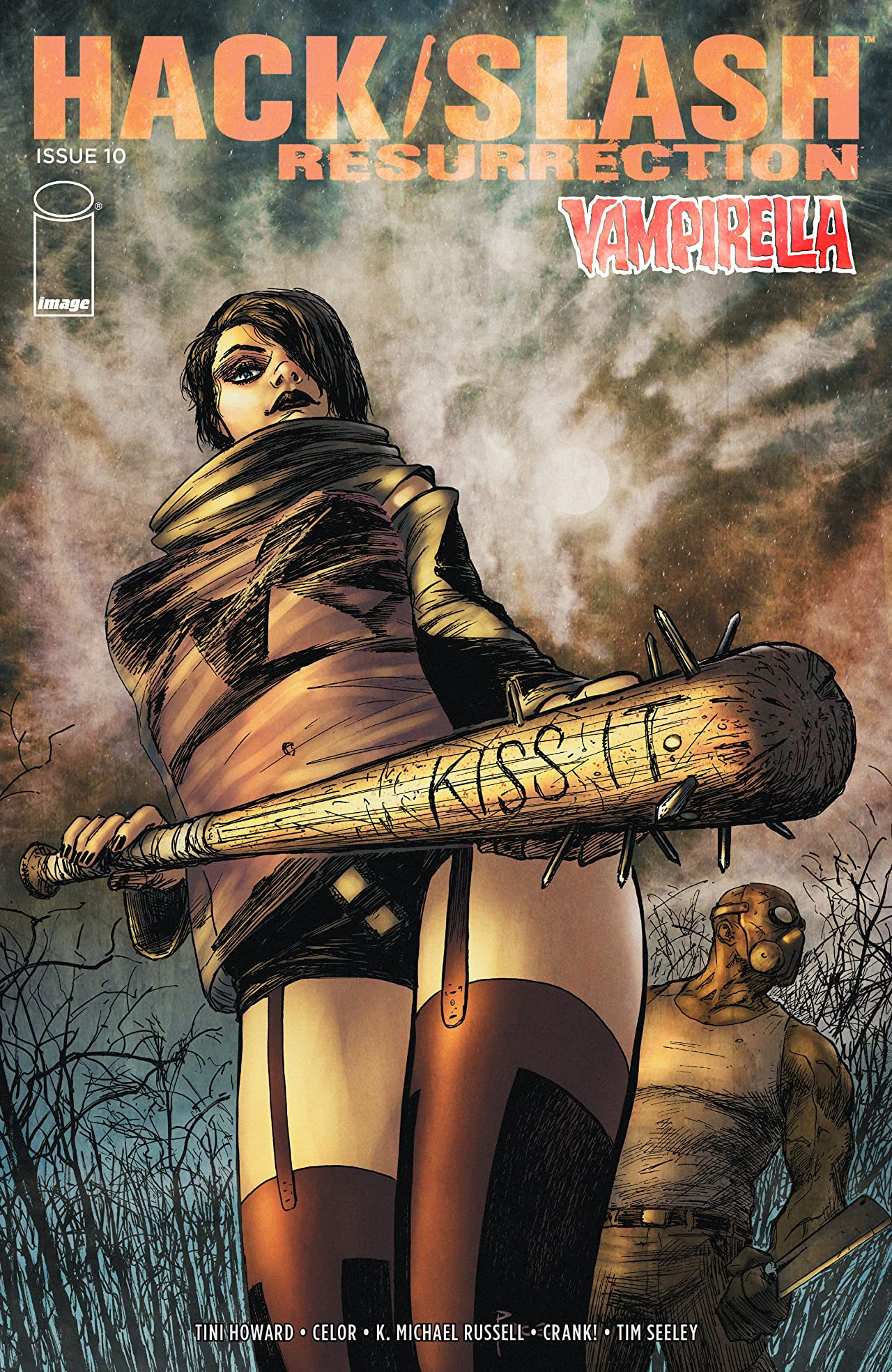 Hack/Slash: Resurrection #10