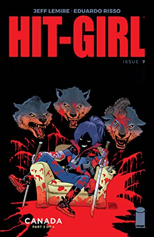 Hit-Girl No.7