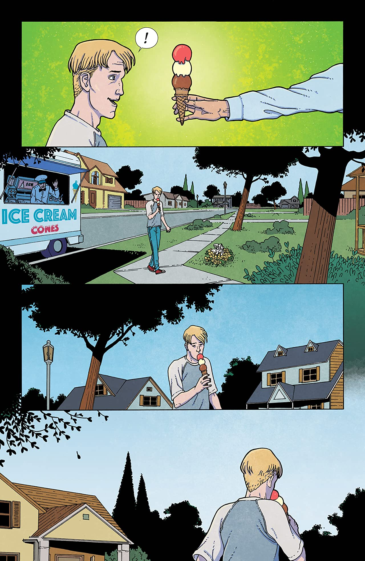 Ice Cream Man #6