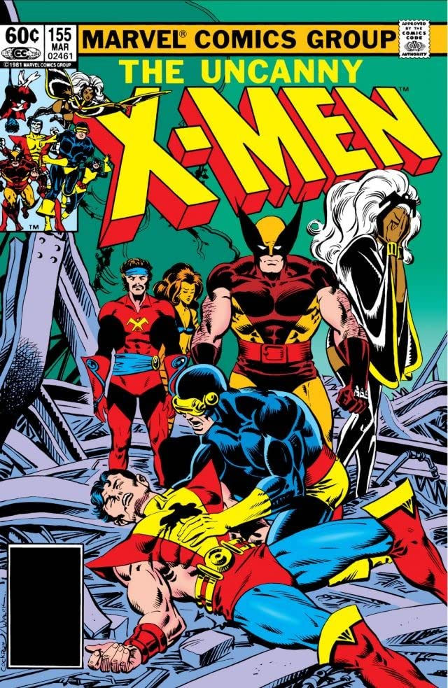 Uncanny X-Men (1963-2011) #155