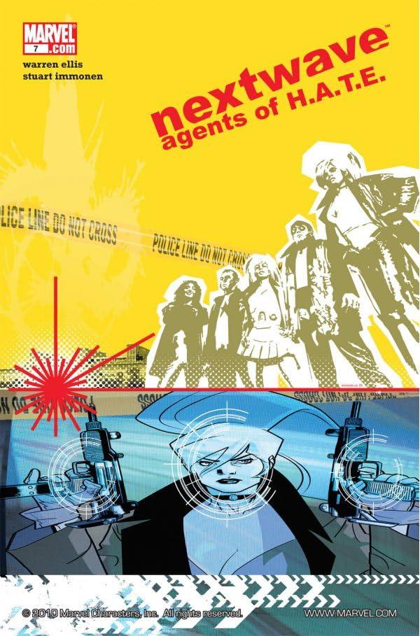 Nextwave: Agents of HATE #7