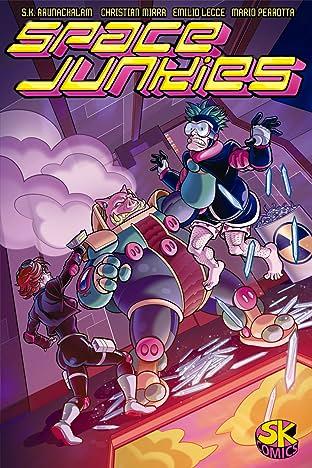 Space Junkies #7