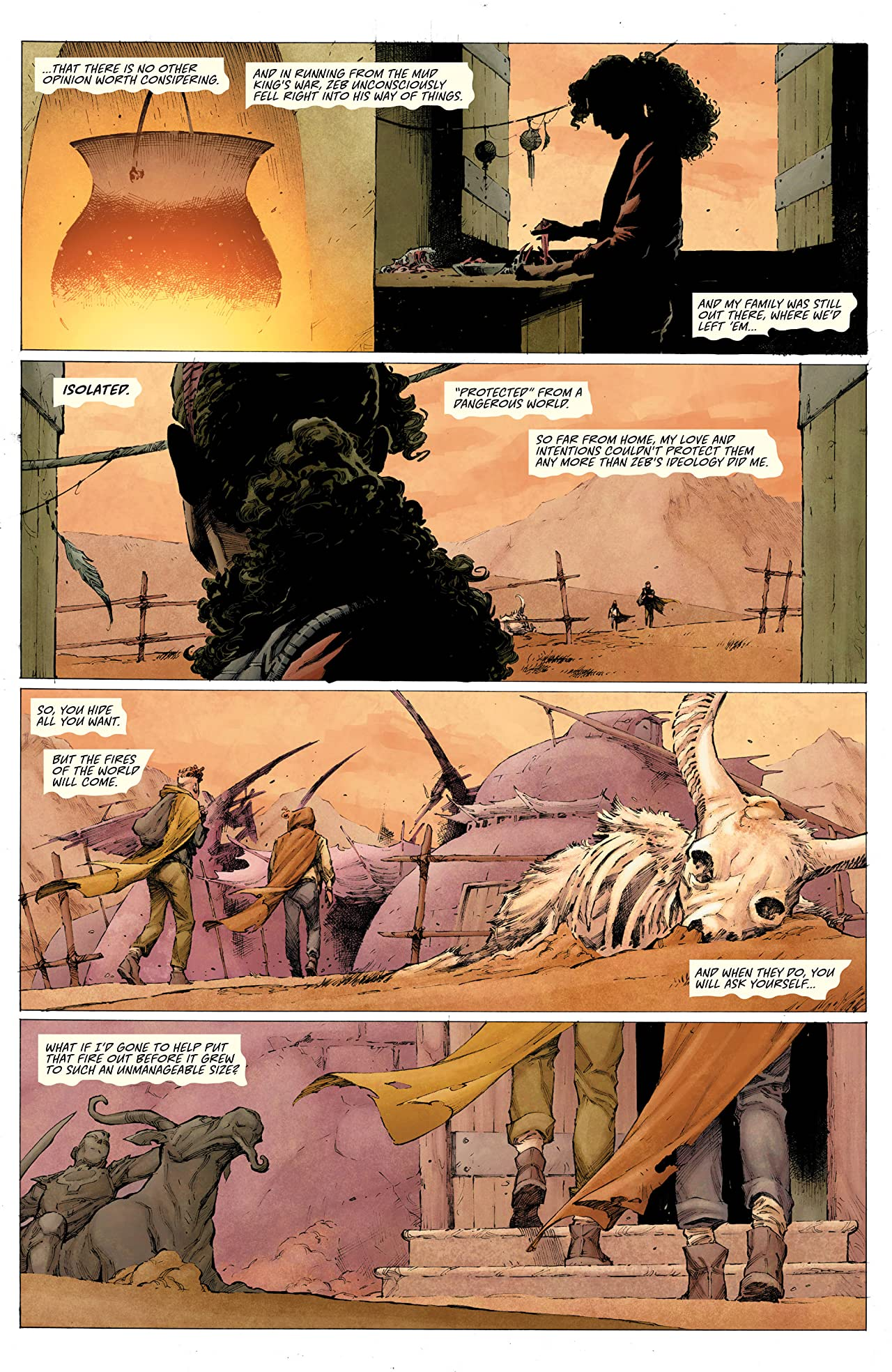 Seven to Eternity No.11