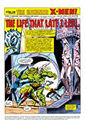 Uncanny X-Men (1963-2011) #158