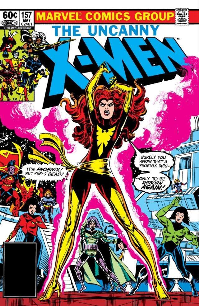 Uncanny X-Men (1963-2011) #157