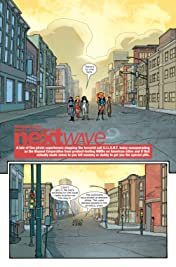 Nextwave: Agents of HATE #9