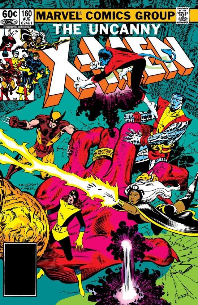 Uncanny X-Men (1963-2011) #160