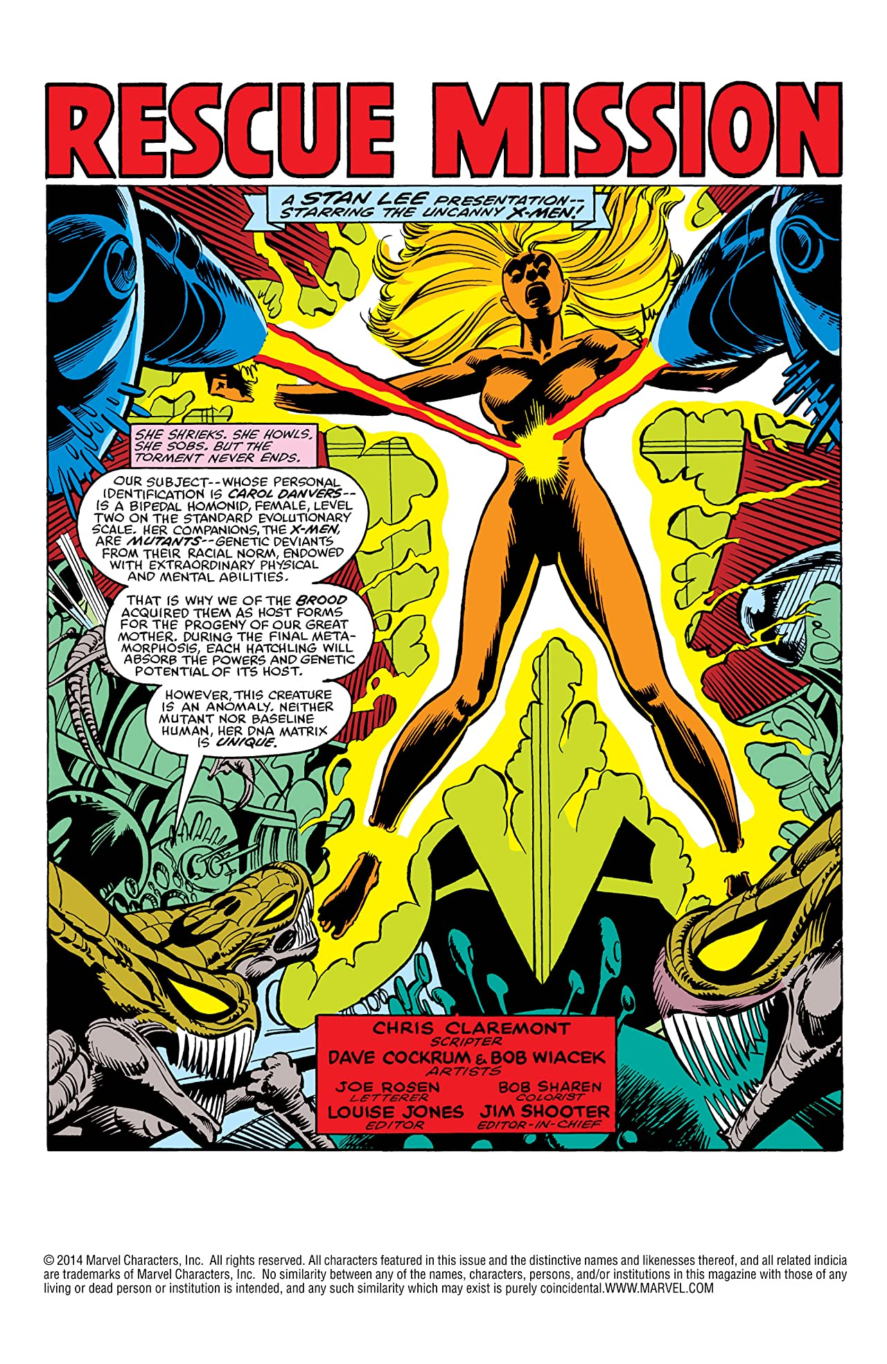 Uncanny X-Men (1963-2011) #163