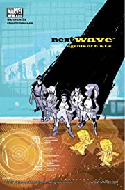 Nextwave: Agents of HATE #12