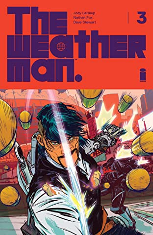 The Weatherman #3
