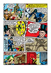 Captain America Golden Age Masterworks Vol. 2