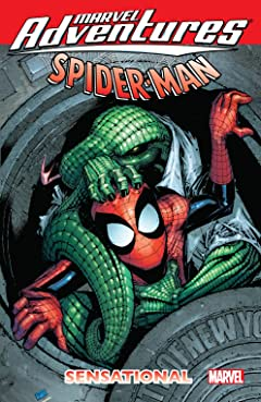Marvel Adventures Spider-Man: Sensational