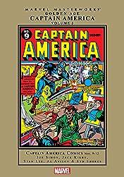 Captain America Golden Age Masterworks Vol. 3