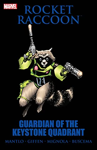 Rocket Raccoon: Guardian Of The Keystone Quadrant