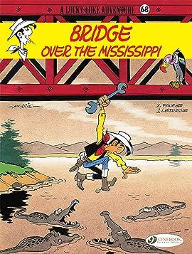Lucky Luke Vol. 68: Bridge Over the Mississippi