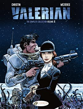 Valerian - The Complete Collection Vol. 4