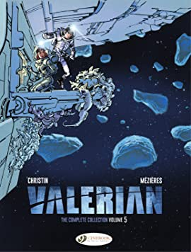Valerian -The Complete Collection Vol. 5