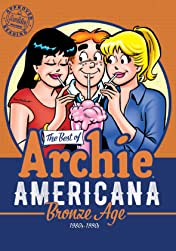 Best of Archie Americana: Bronze Age