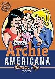 Best of Archie Americana: Bronze Age