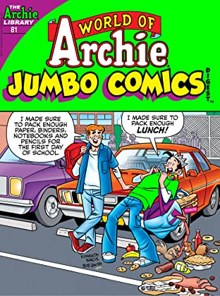 World of Archie Double Digest #81