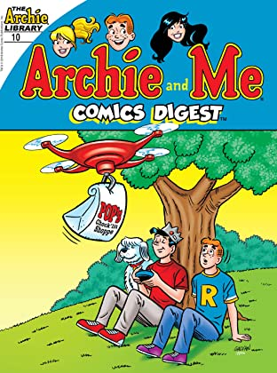 Archie and Me Comics Digest No.10