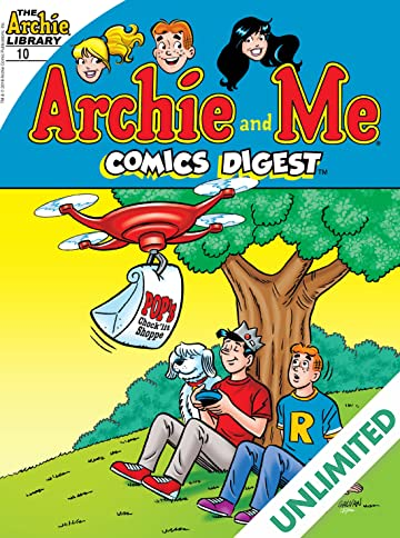 Archie and Me Comics Digest #10