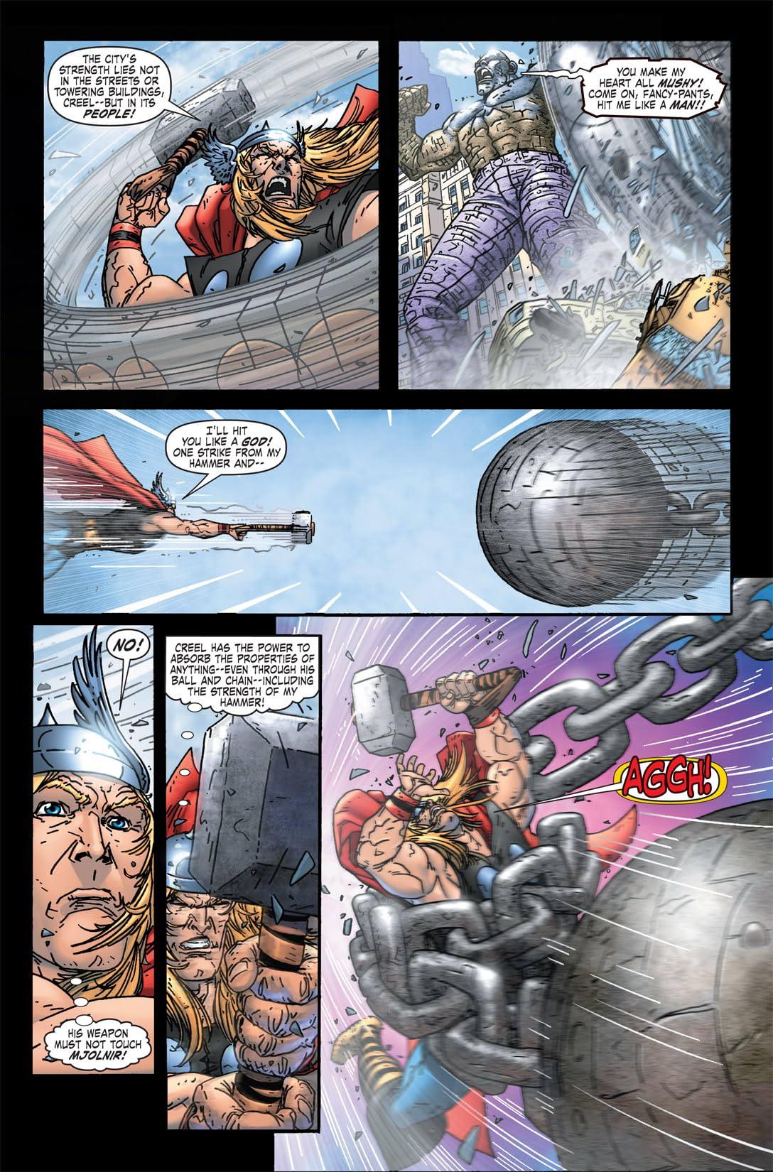 Thor: Blood Oath #1