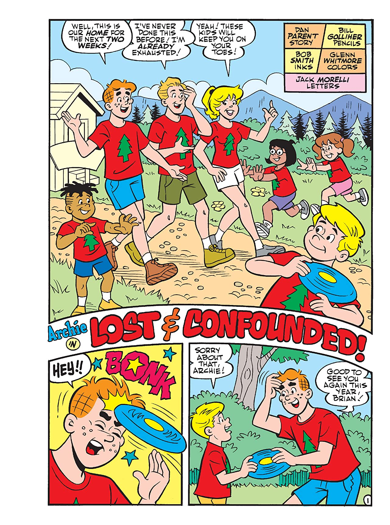 Archie & Friends Digital Digest #7