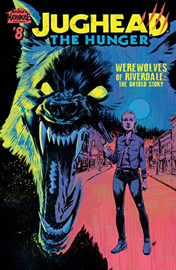 Jughead: The Hunger #8