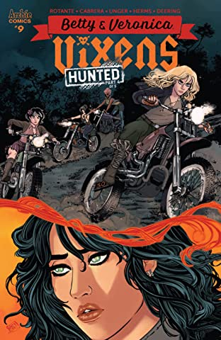 Betty & Veronica Vixens #9