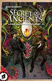 The Adventures of Basil and Moebius Vol. 3: Secret of the Ancients