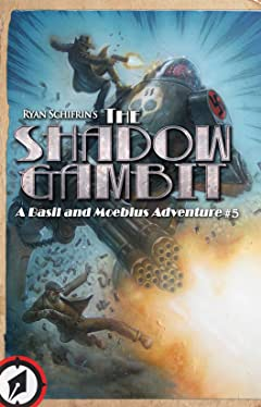 The Adventures of Basil and Moebius Tome 2: The Shadow Gambit