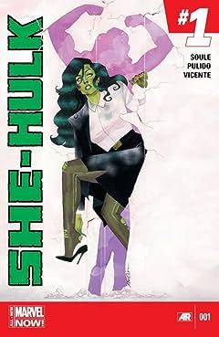 She-Hulk (2014-2015) #1