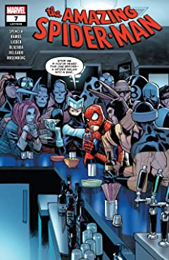 Amazing Spider-Man (2018-) #7