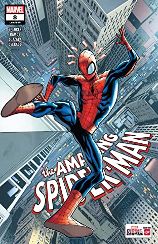Amazing Spider-Man (2018-) No.8
