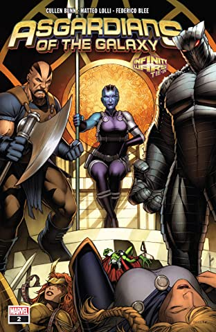 Asgardians of the Galaxy (2018-) #2
