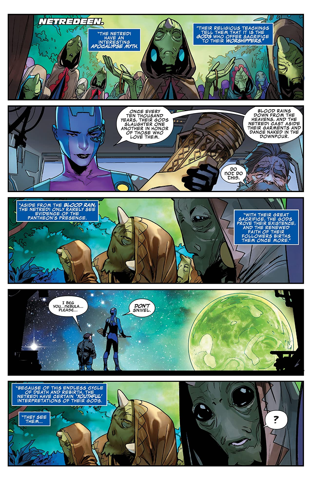 Asgardians of the Galaxy (2018-2019) #2