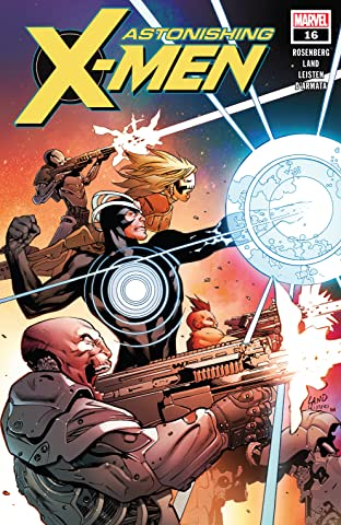 Astonishing X-Men (2017-2018) #16