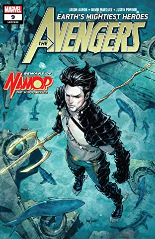 Avengers (2018-) No.9