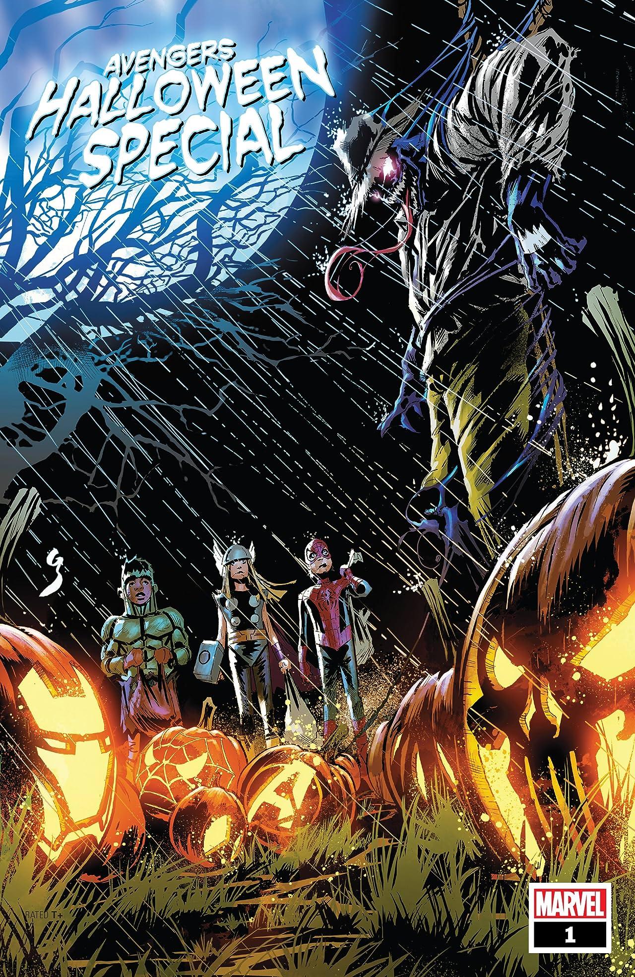 Avengers Halloween Special (2018) #1