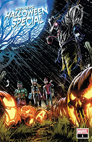 Avengers Halloween Special (2018) No.1