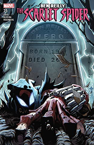 Ben Reilly: Scarlet Spider (2017-) No.25