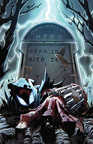 Ben Reilly: Scarlet Spider (2017-) #25