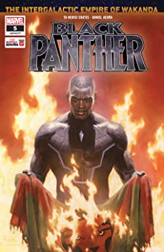 Black Panther (2018-) No.5