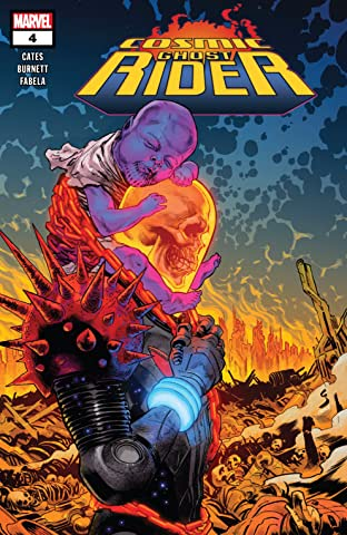 Cosmic Ghost Rider (2018) #4 (of 5)