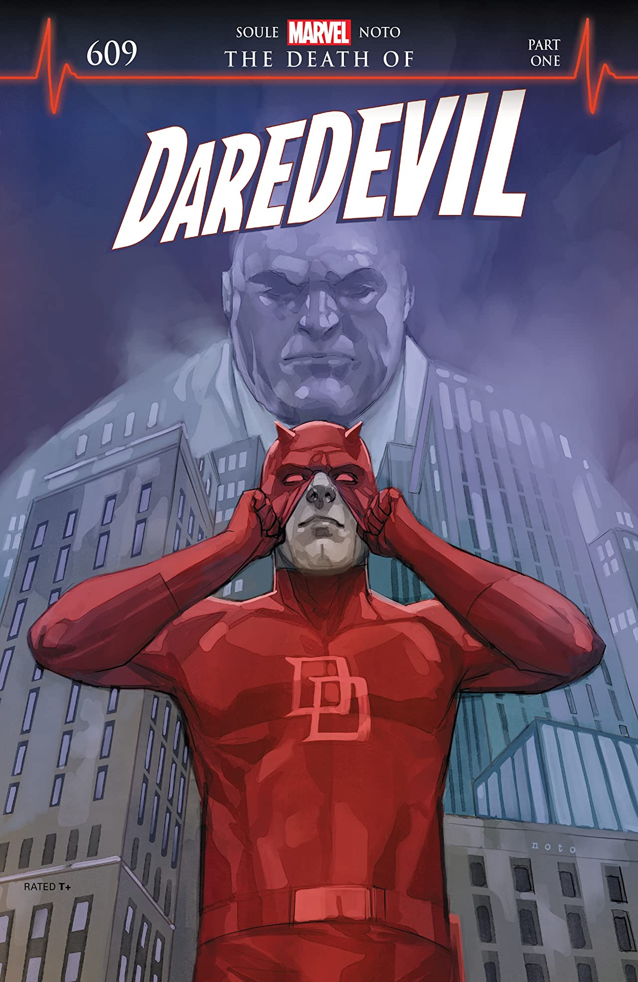 Daredevil (2015-) No.609
