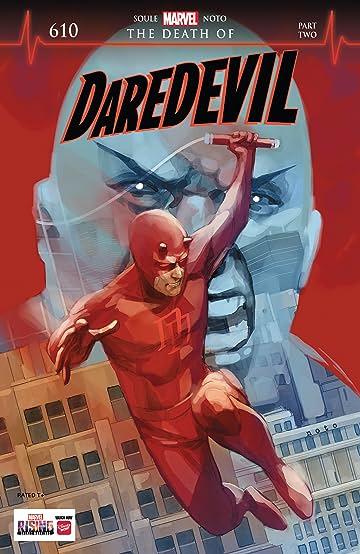 Daredevil (2015-2018) #610