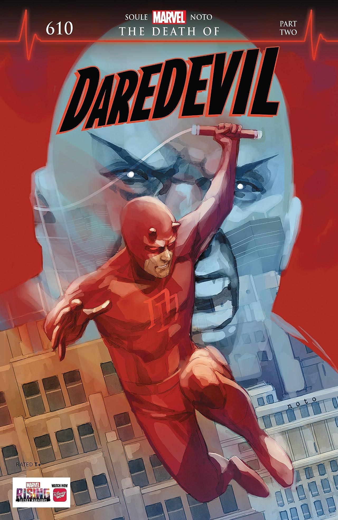 Daredevil (2015-) No.610