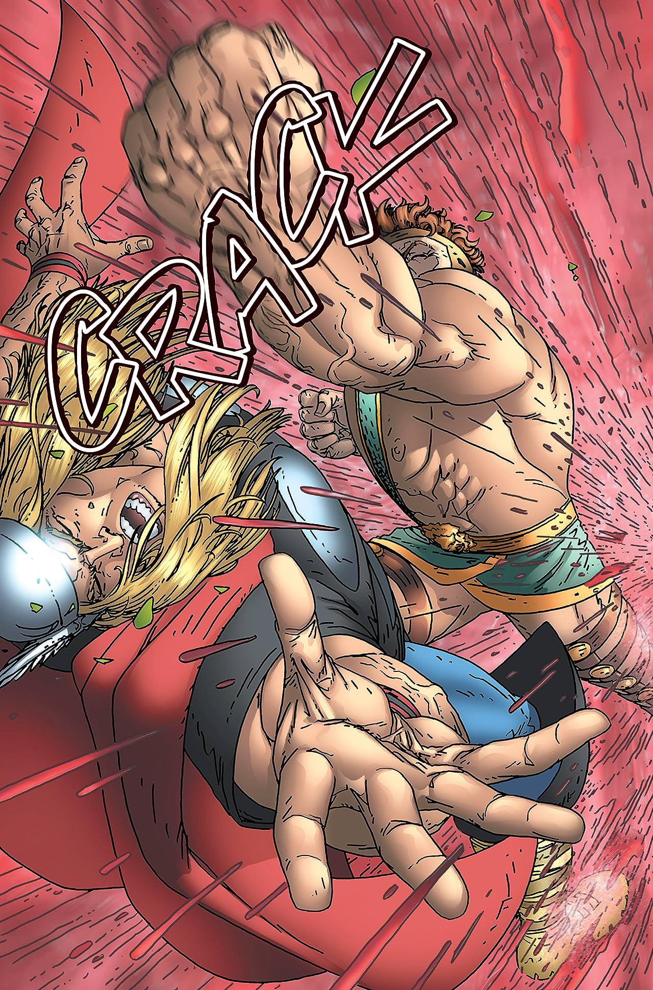 Thor: Blood Oath #3
