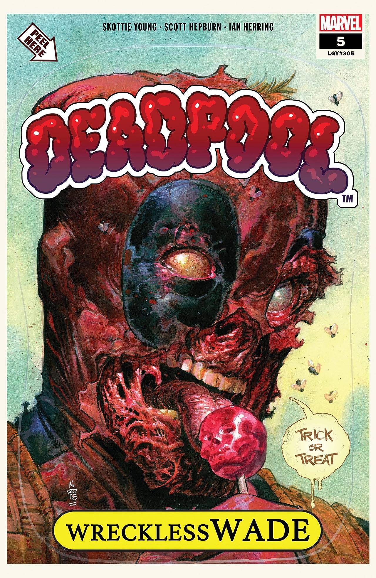 Deadpool (2018-) No.5